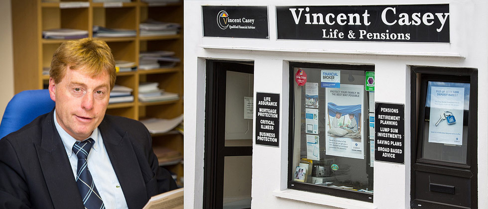Vincent Casey Life and Pensions
